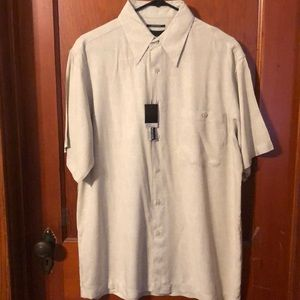 Men's short sleeve causal shirt